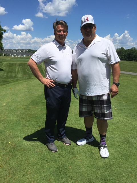 Former NFL great Tony Siragusa